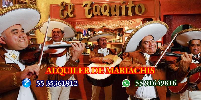 Alquiler de Mariachis