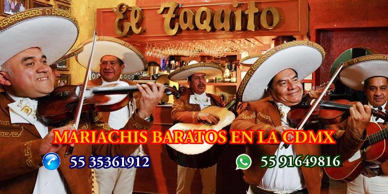 Mariachis Baratos