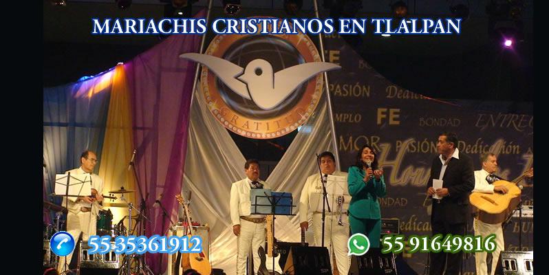 Mariachis cristianos en tlalpan