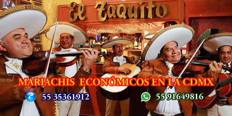 Mariachis Económicos