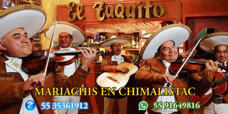 Mariachis en Chimalistac