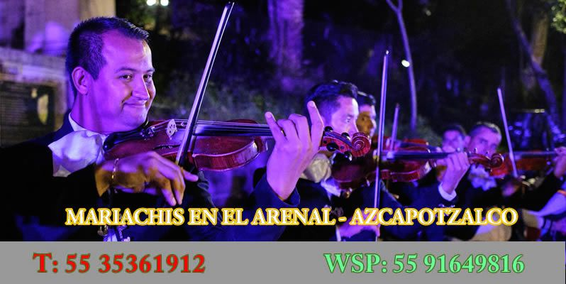 Mariachis en El Arenal