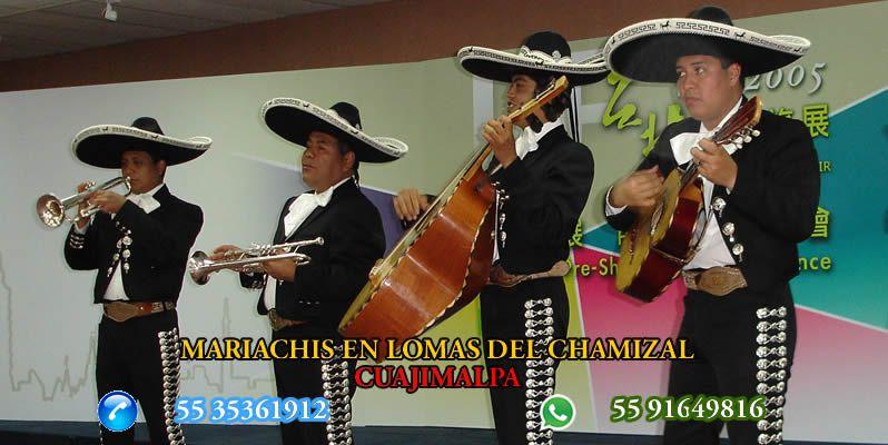 Mariachis en Lomas del Chamizal