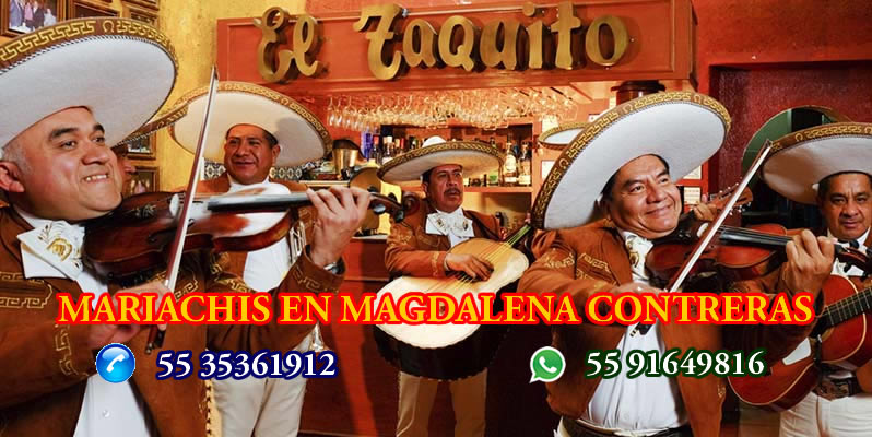 Mariachis para fiestas en magdalena contreras