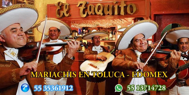 Mariachis en Toluca