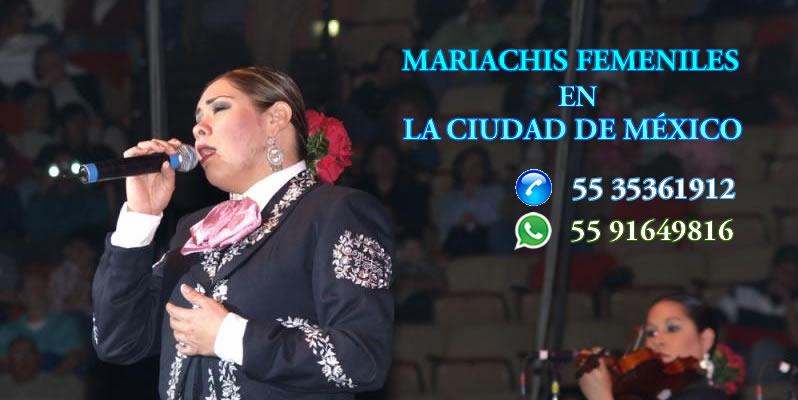 Mariachis Femeniles