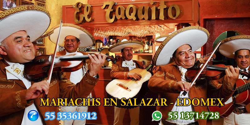 Mariachis en Salazar